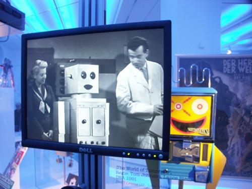 Roboter Ausstellung