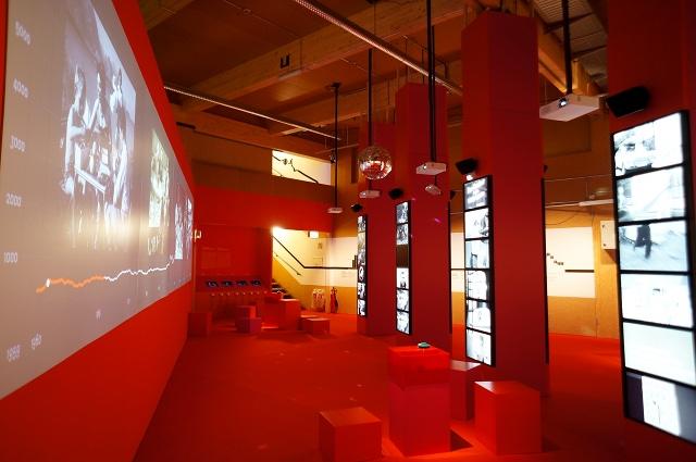 Ausstellung: Was tun? Raum 2. Foto: Tine Nowak