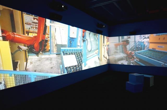 Ausstellung: Was tun? Raum 4. Foto: Tine Nowak