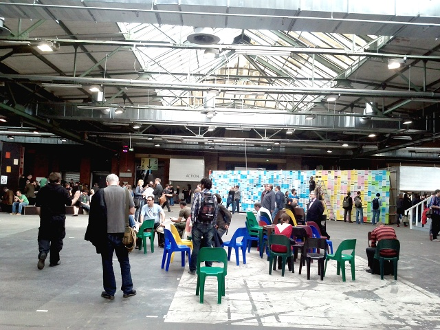 Re:publica12 in Berlin, Foto: Tine Nowak