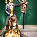 Kult Up in der Jeff Koons-Ausstellung im Liebieghaus. Foto: Tine Nowak