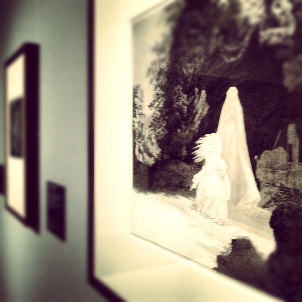 Fellner Geisterszene, Foto: Tine Nowak