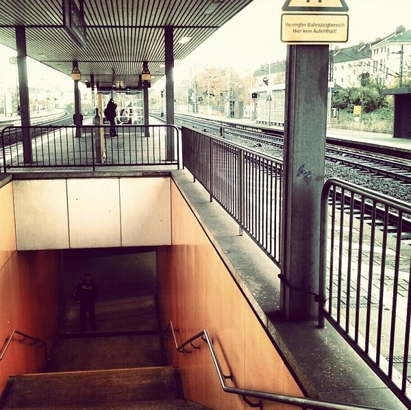 Barriereicher Südbahnhof. Foto: Tine Nowak