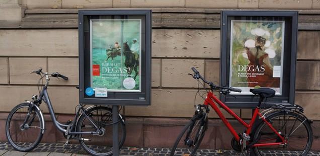 Degas-Ausstellung in Karlsruhe
