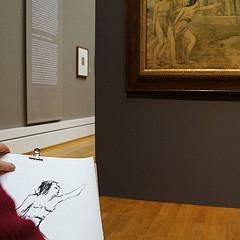 Degas Ausstellung