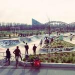 Skateparcours Hafenpark