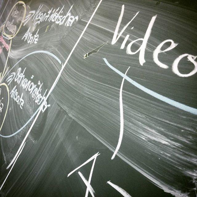 Aus dem Seminar: Lernen und lehren mit Videos