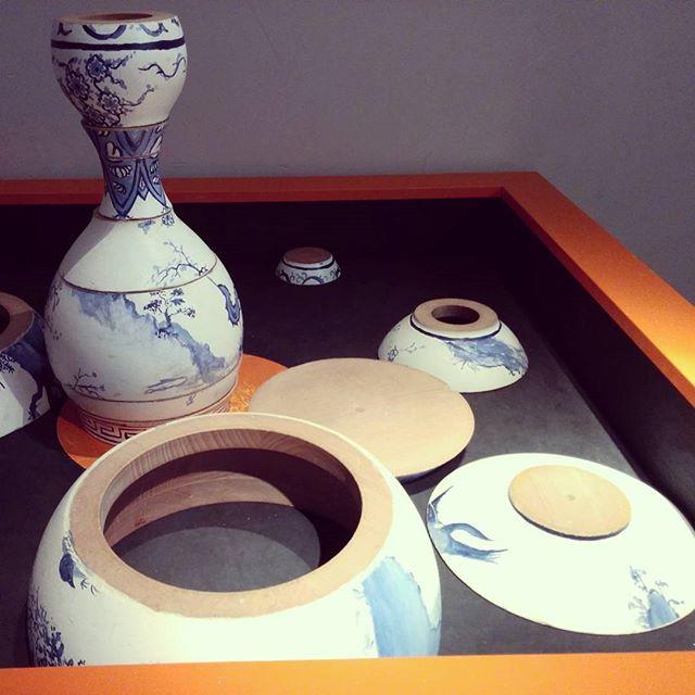 Vasen puzzeln mit der Kinderspur