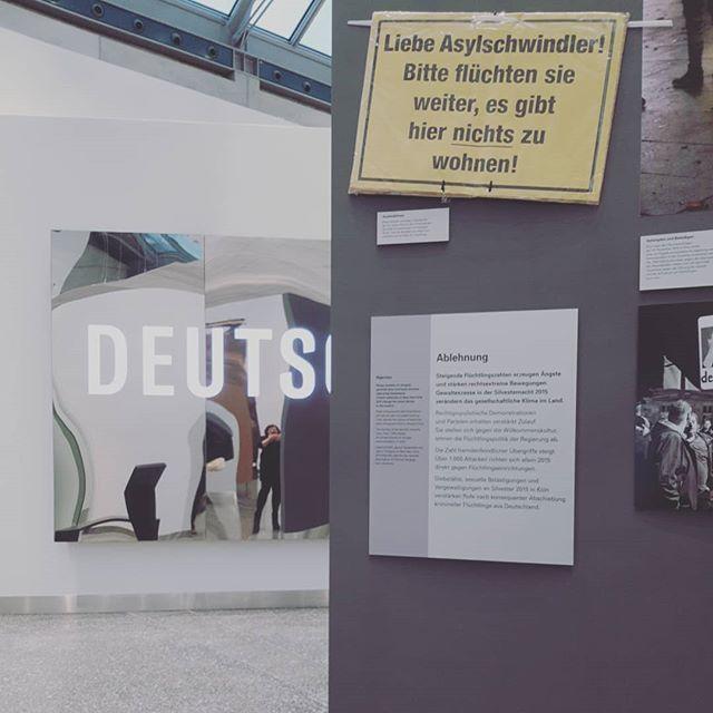 Im Spiegel des Nationalen. Neuer Ausstellungsbereich im Haus der Geschichte